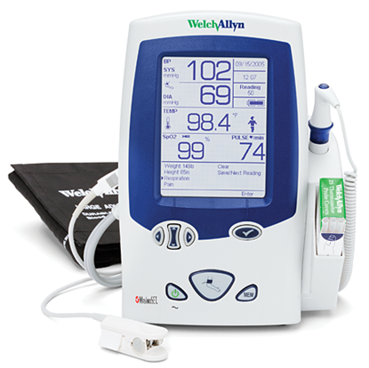 Picture of Welch Allyn Spot Vital Signs LXi