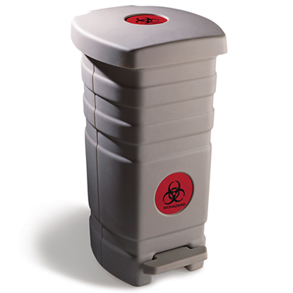 Picture of Ritter 261 Waste Receptacle with Bag Retaining Ring