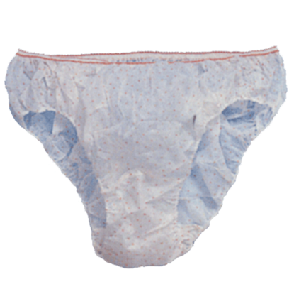 Picture of Disposable Women's Panties
