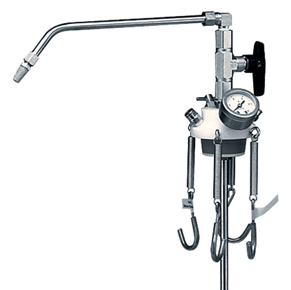 Picture of Liquid Nitrogen Withdrawal Device