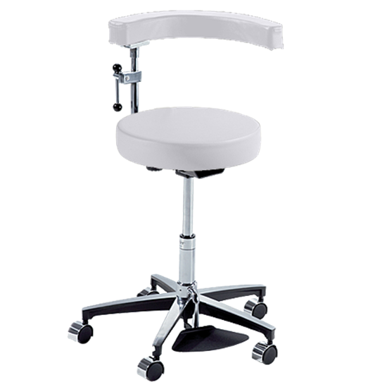 Awesome Ritter 278 Air Lift Surgeon Stool Foot Operated Evergreenethics Interior Chair Design Evergreenethicsorg
