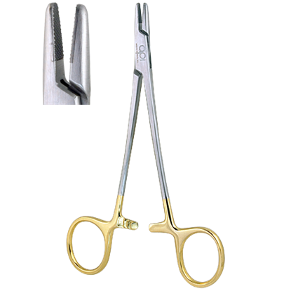 Picture of Baumgartner Needle Holders (TC)