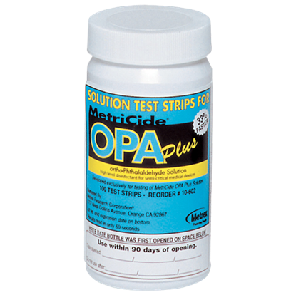 Picture of MetriCide OPA Plus Test Strips