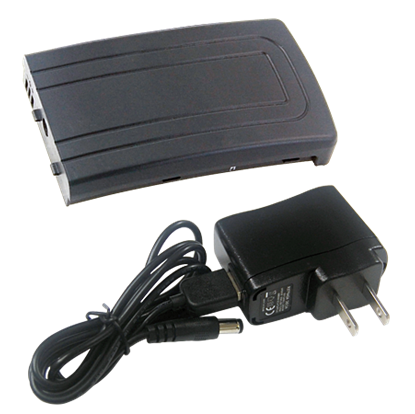 Picture of Battery & Charger Set for AP-8000 Headlight